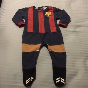Other - Fcb, Unisex Baby, 12-18 Months